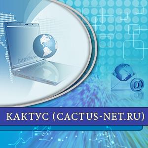 Кактус - настройка интернета, техническая поддержка