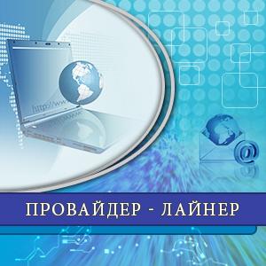 Интернет провайдер Лайнер - Домашняя сеть Лайнер